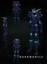 Darkmantle Armor