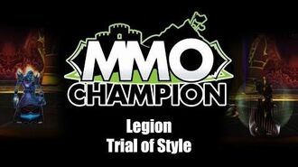 Patch 7.2.5 - Trial of Style