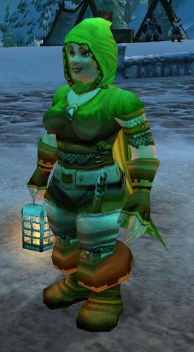 Quartermaster Glynna