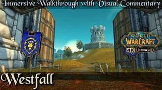 Westfall Storyline n' Trivia Walkthrough World of Warcraft 4K