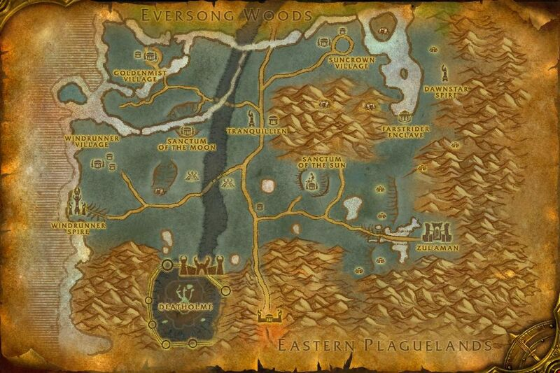 WorldMap-Ghostlands
