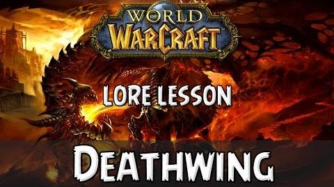 World of Warcraft lore lesson 4 Deathwing
