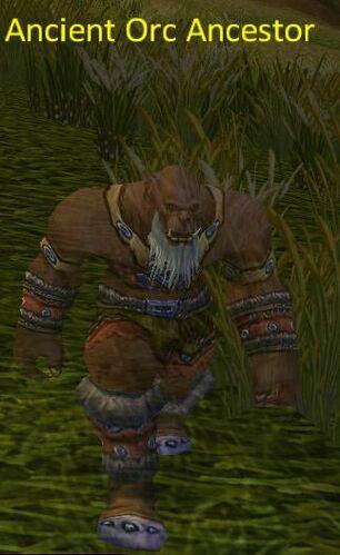 Ancient Orc Ancestor