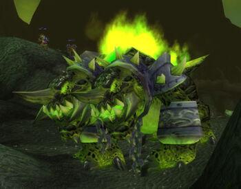 Uvuros, Scourge of Shadowmoon