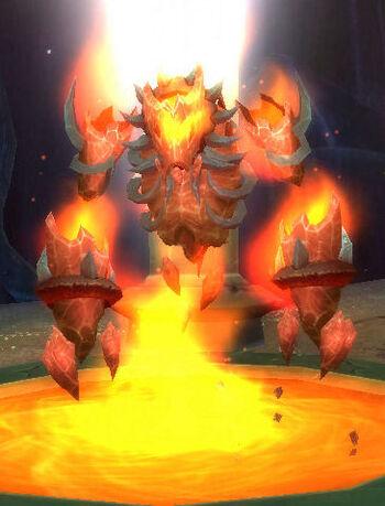 Bound Fire Elemental