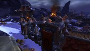 Horde Garrison-View from Tower of War