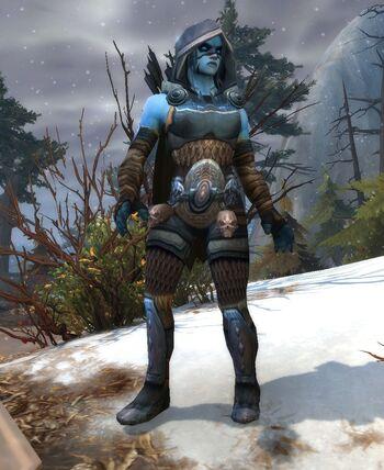 Kari the Beastmaster