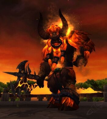 Ordos <Fire-God of the Yaungol>