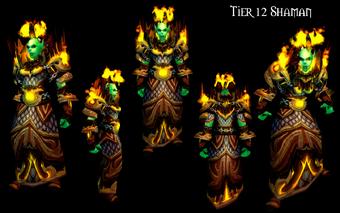 Tier 12 Shaman Armor