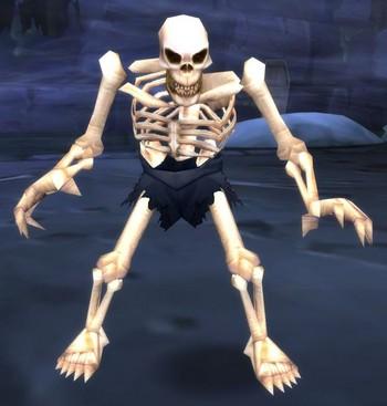 Frigid Bones