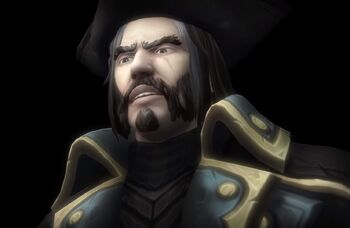 Lord Admiral Daelin Proudmoore