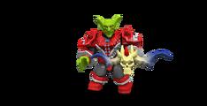 Grimple Mega Bloks