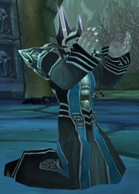 High Deathpriest Isidorus