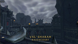Legion - Val'sharah Ravencourt