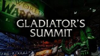 WoW esports Gladiator's Summit Episode 3