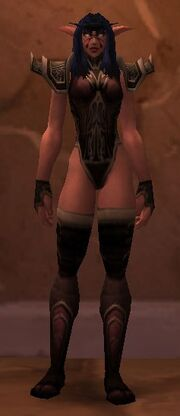 Black Mageweave with Vest