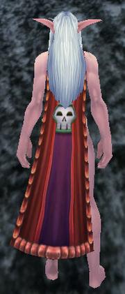 Dark Shroud of the Scourge, Stone Background, NE Female
