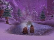 Frostfire Hot Springs