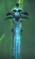 Frostmourne Up Close