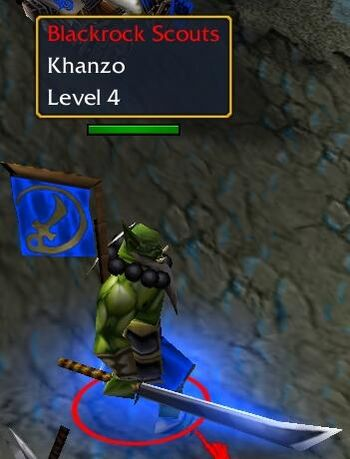 Blademaster Khanzo