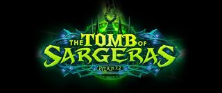 Patch 7 2-Tomb of Sargeras-logo