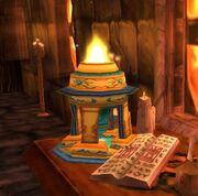 Alonsus Chapel Eternal Flame