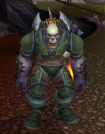 Dragonmaw Enforcer