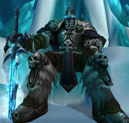 Lich King (Icecrown Citadel tactics) | WoWWiki | FANDOM