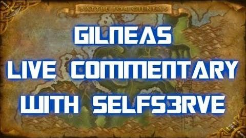 WoW Cataclysm Battle for Gilneas live commentary w Selfs3rve 85 Rogue PvP (4.0