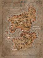 Chronicle Map of Arathor's City-States