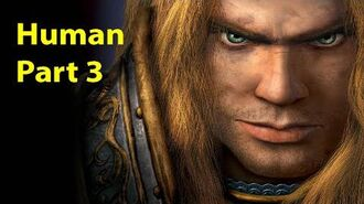 Warcraft 3 Gameplay - Human Part 3 - Ravages of the Plague