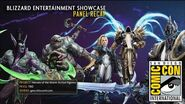 SDCC 2014 - Blizzard Entertainment Showcase