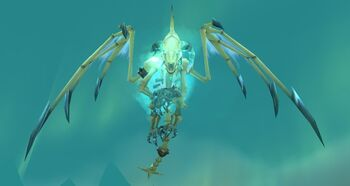 Weakened Reanimated Frost Wyrm
