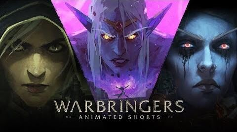 New Trailer Warbringers Animated Shorts Are Coming