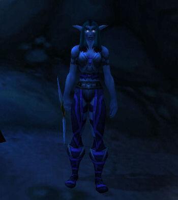 Sentinel-trainee Issara