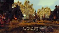 BlizzCon Legion - Stormheim The Runewood