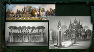 BlizzCon Legion Ancient Suramar concept art
