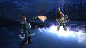 War Mode - Battle for Azeroth - Warcraft
