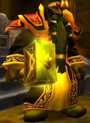 Emperor Dagran Thaurissan