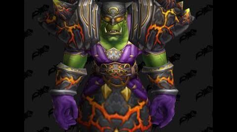The Earthfury - Shaman T1 Tier 1 - World of Warcraft Classic Vanilla