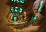 Halls of Origination RandD concept