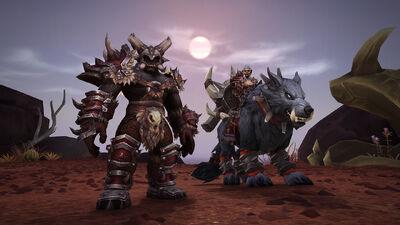 Mag'har Orcs