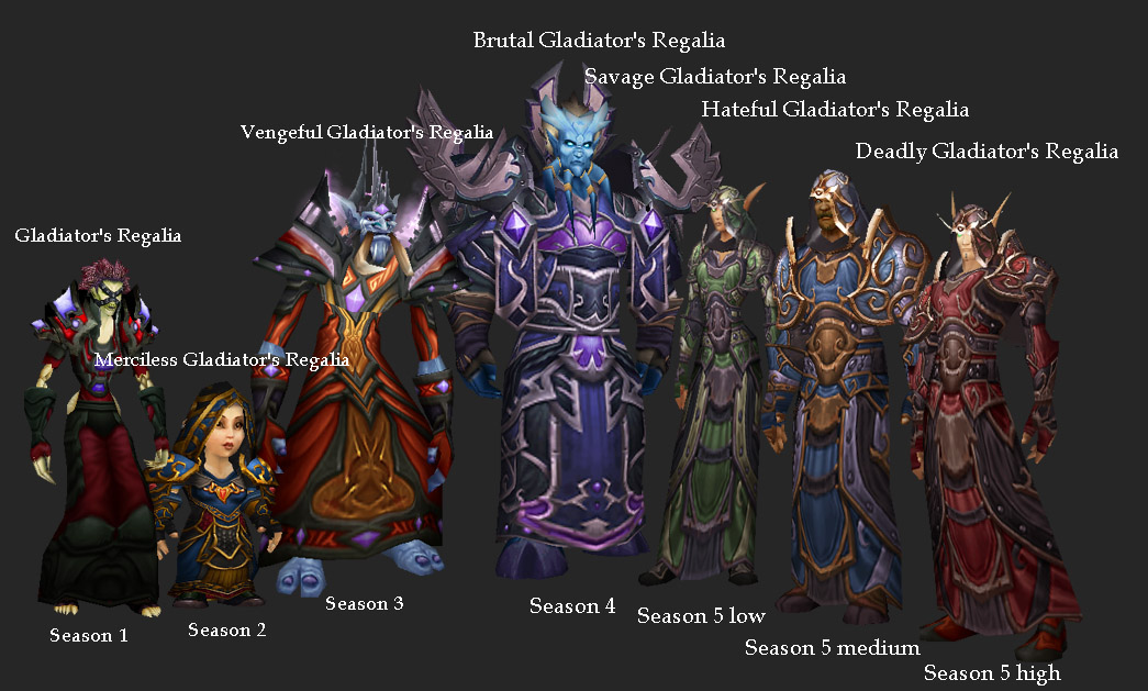 Mage/Sets | Vanilla WoW Wiki | FANDOM powered by Wikia