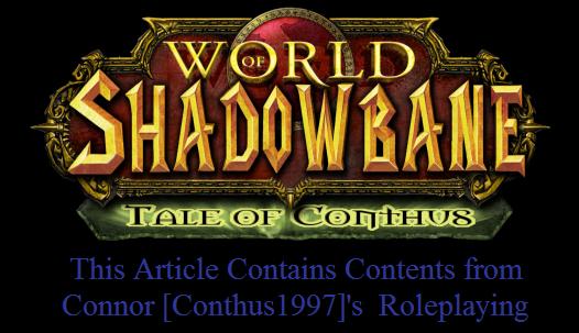 Shadowbane Disclaimer