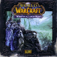 WotLK Soundtrack Cover Art
