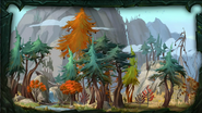 BlizzCon Legion High Mountain environment concept art2