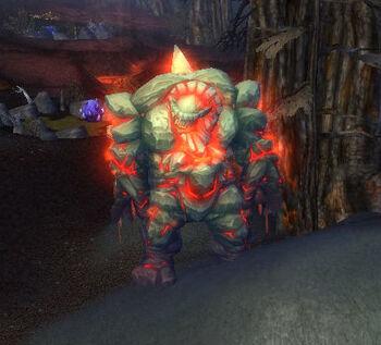 Fiery Behemoth