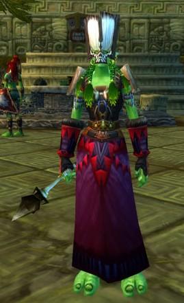 Vile Priestess Hexx