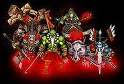 Orc Heros