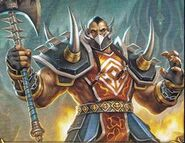 Saurfang the Younger, Kor'kron Warlord TCG